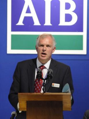 Ex-AIB boss Eugene Sheehy
