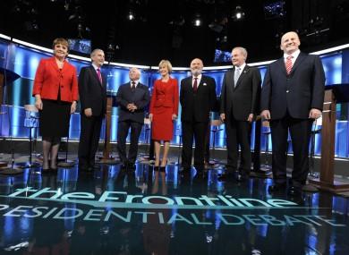 The Frontline presidential debates