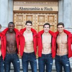 When David Abercrombie founded the clothing store in 1892 in New York City, he wasn't dreaming of clothing students everywhere. The store was originally a sporting goods shop and outfitter. Abercrombie even outfitted Charles Lindbergh for his famous flight across the Atlantic. The version Abercrombie & Fitch you see now started to come about after Limited Brands bought the company in 1988. (Pic: Leon Farrell/Photocall Ireland)
