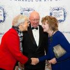 Alice Taylor, Gordon Snell (Maeve Binchy's Husband) and Edna O'Brien.