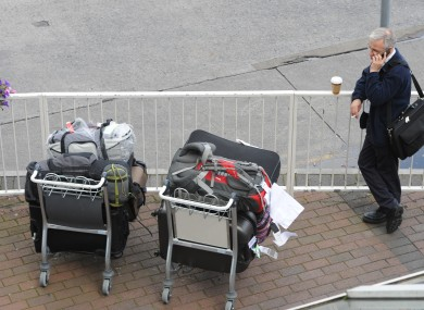 Dublin's Airport Police retain items for 90 days after they're handed in - but what happens after that time has passed?