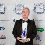 John Banville, winner of the Easons Novel of the Year