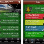 The ESS app is a welcome addition to the market with a range of gaelic football traning drills. Perfect if you decide to organise a small session. Extra drills available for a €5.99 upgrade.