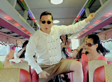 281f309a2a8 How much money will PSY make from  Gangnam Style   · TheJournal.ie
