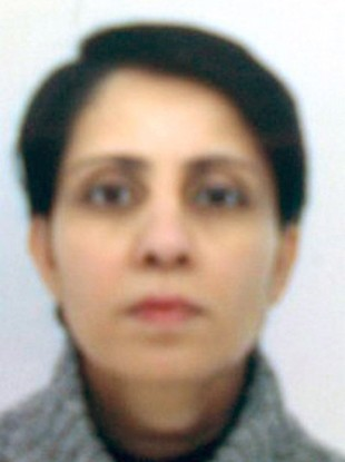 Undated photo of Jacintha Saldanha released by the Metropolitan Police today