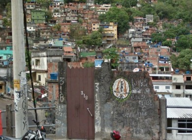 Putting the favelas of Rio de Janeiro on the map · TheJournal.ie