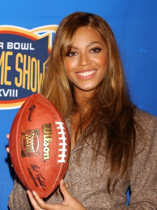 Beyonce has more interest in American football than you might think.