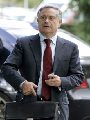 File photo of Minister Brendan Howlin.