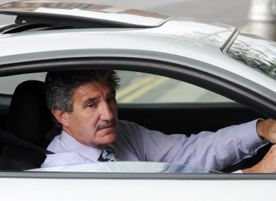 Independent TD for Waterford and member of the Dail technical group John Halligan