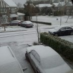 Day of the by-election and it's snowing in South East Meath. (Image: Master Joe/TheJournal.ie reader)