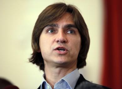 Sergei Filin pictured in November 2011