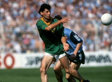 Scoring Hero: Meath's Kevin Foley in action in 1991.