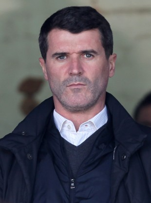 Keane criticised Nani for his red card against Real Madrid earlier in the week.