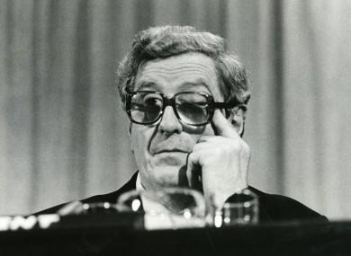 Garret Fitzgerald