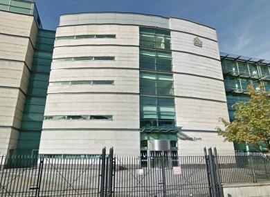 The four men were sentenced today at Belfast Crown Court.