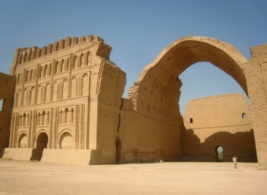 The Arch of Ctesiphon