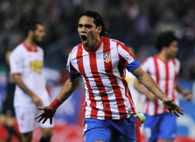 We Ll Help Him Earn Big Move Atletico Happy To Let Falcao Leave