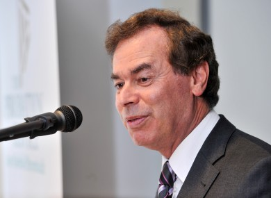 Alan Shatter will be in attendance at this morning's high-level meeting between the EU and US in Dublin.