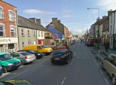 The accident happened near the town of Miltown Malbay, Clare.