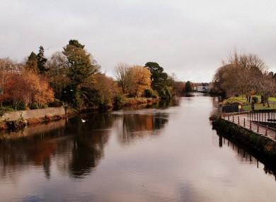River Lee, Co Cork.