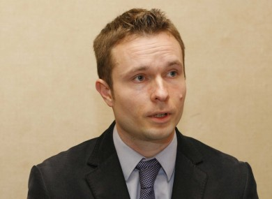 Former Fingal Mayor Cian O'Callaghan
