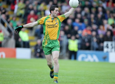 Donegal's Mark McHugh