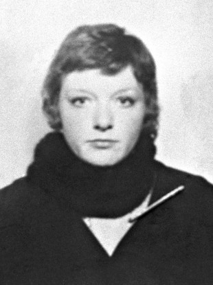 File photo dated 31/05/72 of prominent Irish Republican and former IRA member Dolours Price.