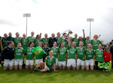 The Kerry team which won Division 2 in May (file photo).