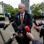 DUP's Gregory Campbell. Pic: Julien Behal/PA Wire