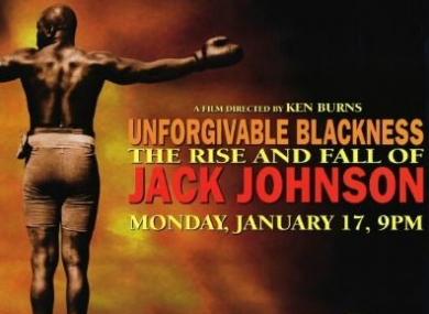 Jack Johnson features in our Sports Film of the Week.