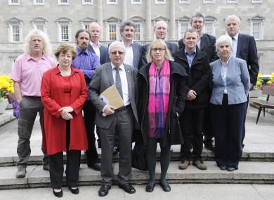 The Dáil Technical Group