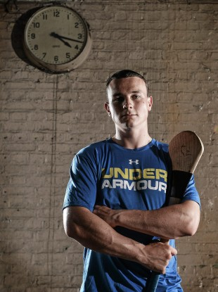 Liam Rushe is an Under Armour ambassador for Ireland.
