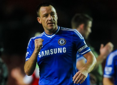 Picking a Chelsea defender such as John Terry is probably wise.