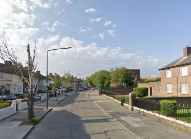 Sperrin Road