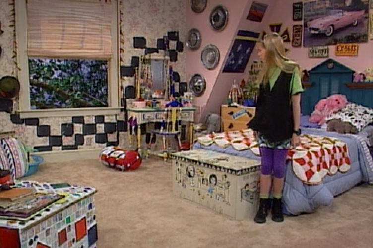 12 Awesome Tv Bedrooms We All Wanted To Sleep In The Daily Edge