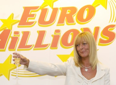 The Munster winner will follow in Dolores McNamara's footsteps who won the EuroMillions in 2005. She won €115.4m but we wouldn't say no to €12.8m