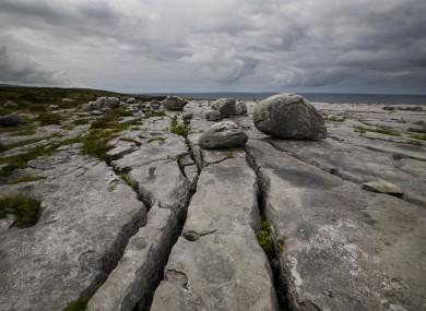 The Burren, County Clare.