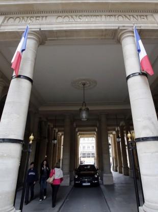 The Constitutional Council in Paris.
