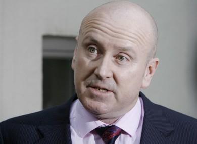Labour senator John Whelan