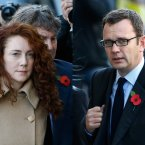 """The fact is you are my very best friend, I tell you everything, I confide in you, I seek your advice, I love you, care about you, worry about you, we laugh and cry together. In fact without our relationship in my life I am not sure I will cope."" - A letter Rebekah Brooks wrote to Andy Coulsen is revealed, as the former News of The World pair's six-year affair came to light during the phone hacking trial this week. <span class="