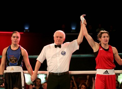 Taylor: beat Caroline Veyre in her first fight in almost five months.