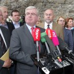 """""""If you take what has gone on with Pat Rabbitte, Ruairí Quinn, Brendan Howlin and Eamon Gilmore, they don't represent the Labour Party that I represent."""" - Councillor Jimmy O'Shaugnessy hits out at the Labour leadership as he resigns from the party. <span class="""