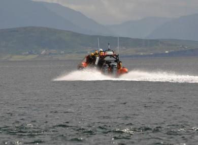 Achill Coast Guard (File photo)