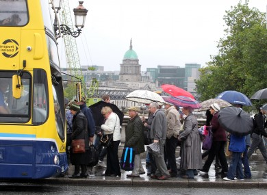 Some Dublin Bus routes will be subject to tendering.