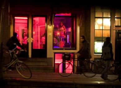 old prostitutes amsterdam