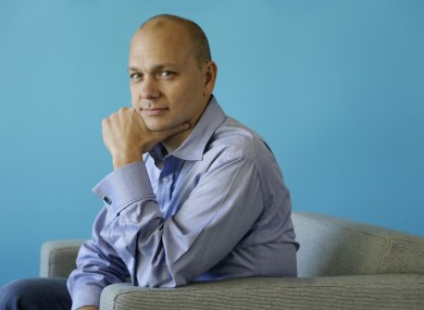 Tony Fadell, the CEO of Nest.
