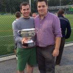 The Kerry native (right) has been appointed to take the role of the Gaelic Park based side.
