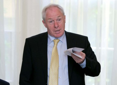 Michael Ring TD has urged Irish clubs and organisations to access the €40 million in funds available.