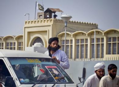 Adiala Jail in Rawalpindi, where the man was sentenced today.