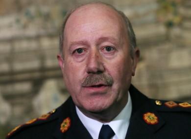 Martin Callinan (File photo)